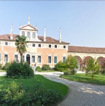 Venetian and Palladio's Villas on Google street view