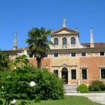 facciata di Villa Manin Cantarella