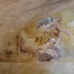 Affresco dell'Angelo dell'Annunciazione