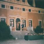 esposizione prodotti tipici a Villa Manin Cantarella