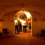 festa da ballo nelle Sale delle Cantine