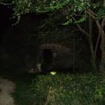 l'antica ghiacciaia del parco di Villa Manin Cantarella