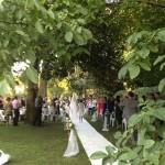 matrimonio parco Villa Manin Cantarella