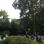 matrimonio parco Villa Manin Cantarella settembre 2013