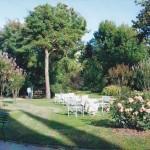 spiedo giardino villa manin cantarella